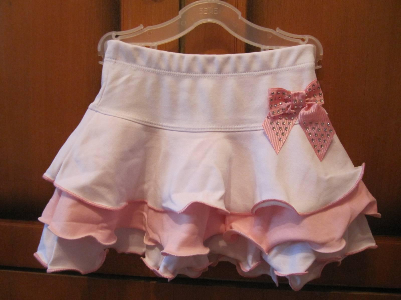 Сшить юбку для девочки своими руками без выкройки 938